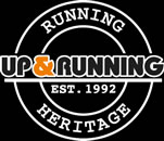 Up and Running Logo